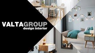 Дизайн интерьера в скандинавском стиле для молодой девушки от Valta Group