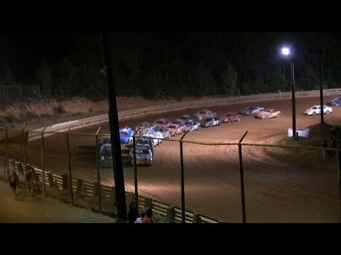FWD Main @ Travelers Rest Speedway Sept 30th 2017