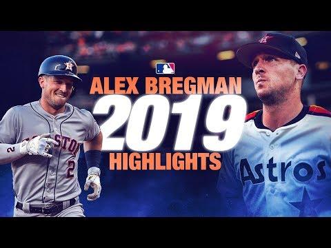 Alex Bregman 2019