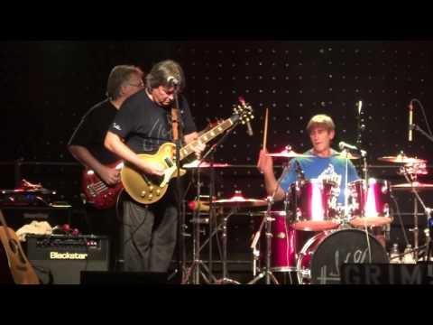 Winter Garden Music Fest 2015 Grimes Alley Blues Band