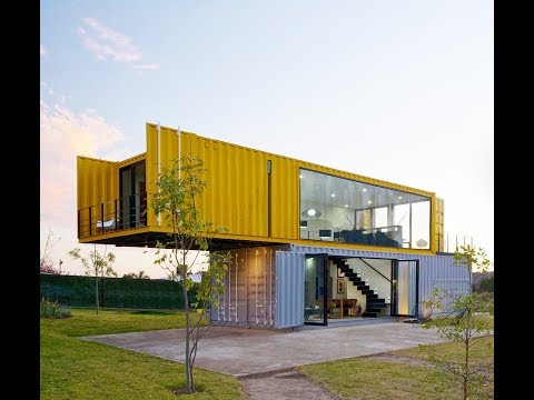 Shipping Container Homes Mexico - Stunning Shipping Container City Springs up in Mexico