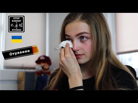 為甚麼烏克蘭女生要大老遠來台灣圓夢?  Ukrainian Girl Travels To Taiwan