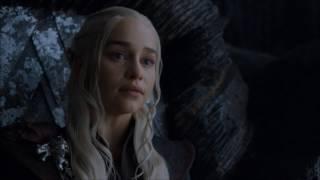 Juego de Tronos - 7x03 - Jon Snow conoce a Daenerys Targaryen Latino HD