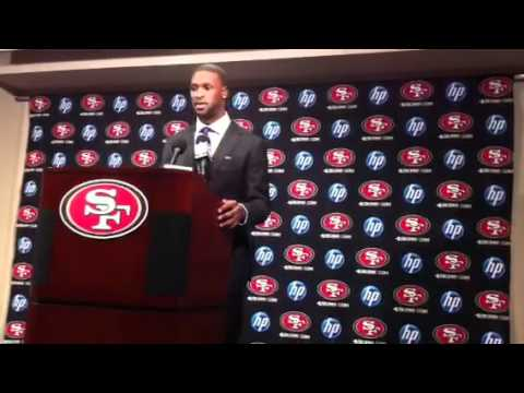 49ers new wide receiver A.J. Jenkins
