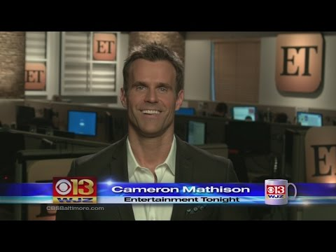 Coffee With: Cameron Mathison