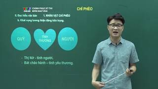 Ngữ Văn | Số 1: Chí Phèo | Chinh phục Kỳ thi 2018 | VTV7