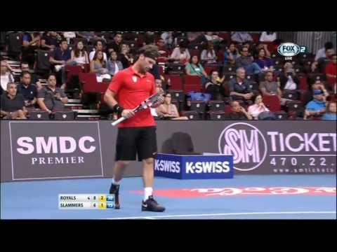 Goran Ivanisevic vs Carlos Moya FULL MATCH HD IPTL Manila 2015