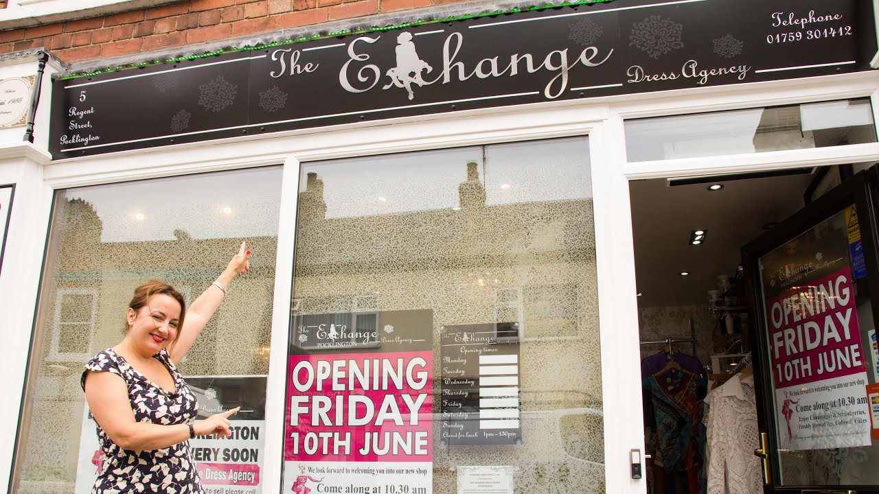 The dress agency - Exchange Designer Dress Agency Pocklington