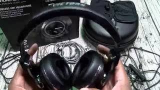 Bluedio Victory HiFi Wireless Bluetooth headphones - 12 Drivers AWESOME!!!