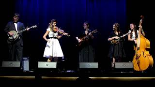 """Fire On the Mountain"" Fiddle Tune by The Burnett Sisters Band"