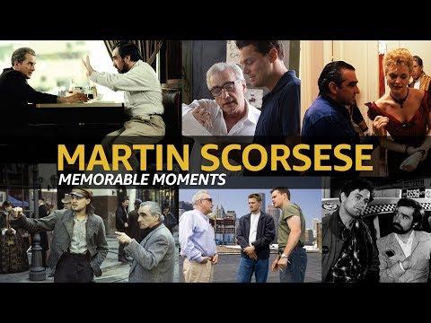 Martin Scorsese Famous Scenes Compilation | IMDb SUPERCUT