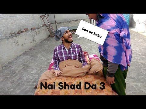 Nai Shad Da 3|Rohit Singla|Gippy Grewal|funny video