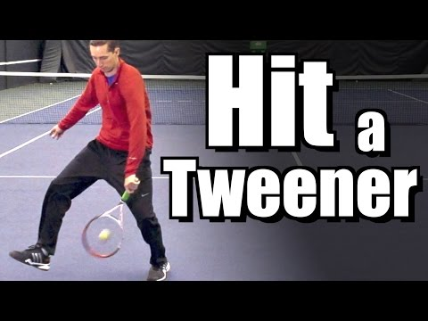 How To Hit a Tweener! (With Super Slow Motion Examples)