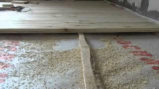 видео Как утеплить потолок  в бане!