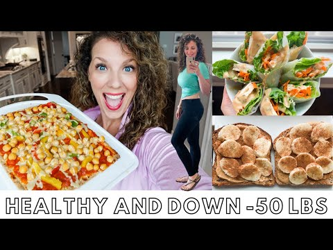 WHAT I EAT IN A DAY // Vegan Health, Weight Loss \u0026 Maintenance // Plant Based