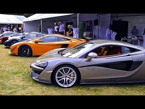 McLaren's Future Explained | Frank Stephenson, P1 & 570S Designer