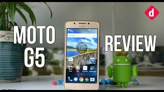 Moto G5 Review: Pros, Cons, Specifications, Price | Digit.in