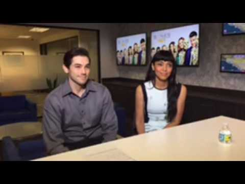 Tamara Taylor talks Bones Series Finale  FOX 11 Talk Now