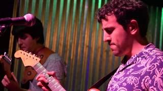 Federico Verteramo & The Downbeats - Set en vivo