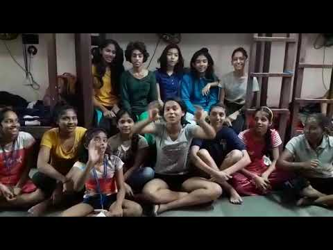 Shonu video by all gymnasts...