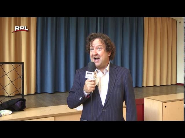 Sjors, ontdek je talent  Prijsuitreiking bij Willem van Oranje School