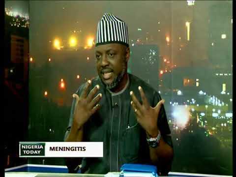 Nigeria Today 20/04/2018: Meningitis
