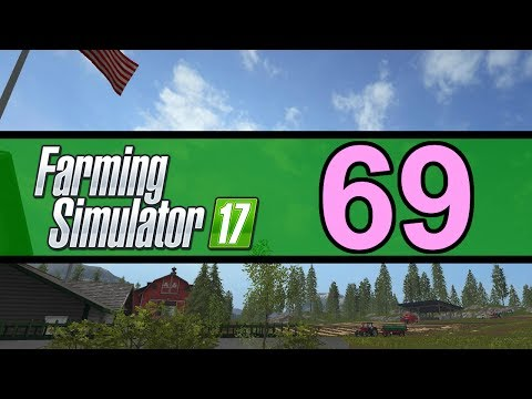 Let's Play Farming Simulator 17 | Ep. 69 - Big Tractor