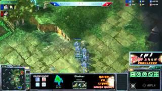 Team Liquid vs ReIGN - Game 1 - IPL TAC LR1