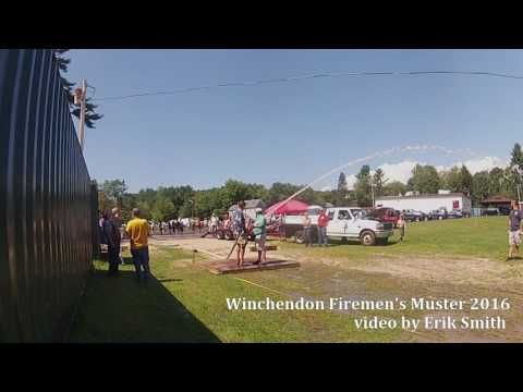 Winchendon Muster 2016 - Union Pipe