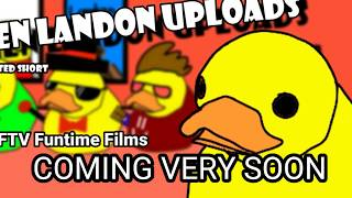 When Landon Uploads | A Roblox 2D Animated short TEASER
