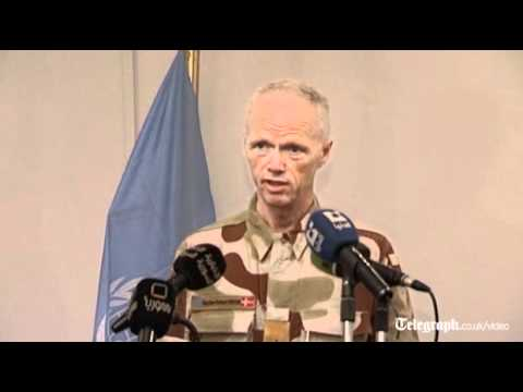 Syria: 'no volume of UN observers can end the violence'