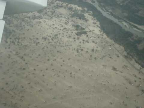 Vista Aerea  de Piura Perú por Christopher Harrison