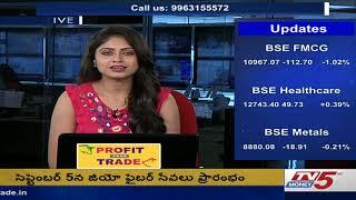 13th Aug 2019 TV5 Money Markets @12