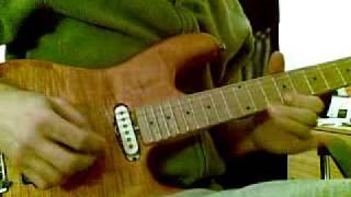 Eagles - Hotel California (solo)