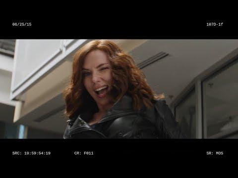 Captain America: Civil War | Gag reel