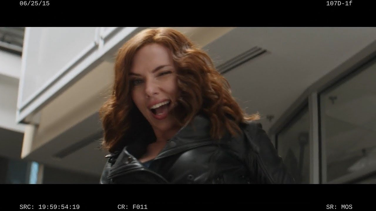 Download Captain America: Civil War   Gag reel