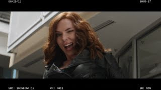 Captain America: Civil War | Gag reel