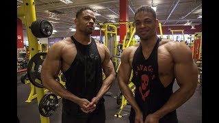 Bodybuilding Chest Workout For Bodybuilders @hodgetwins