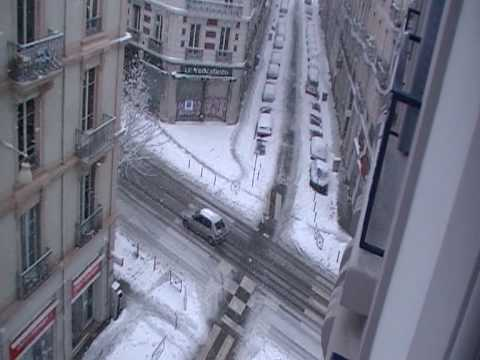 Neve Em Grenoble