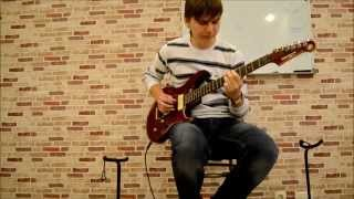 Савелий - Обучающиеся в Школе Express обучение игре на гитаре.