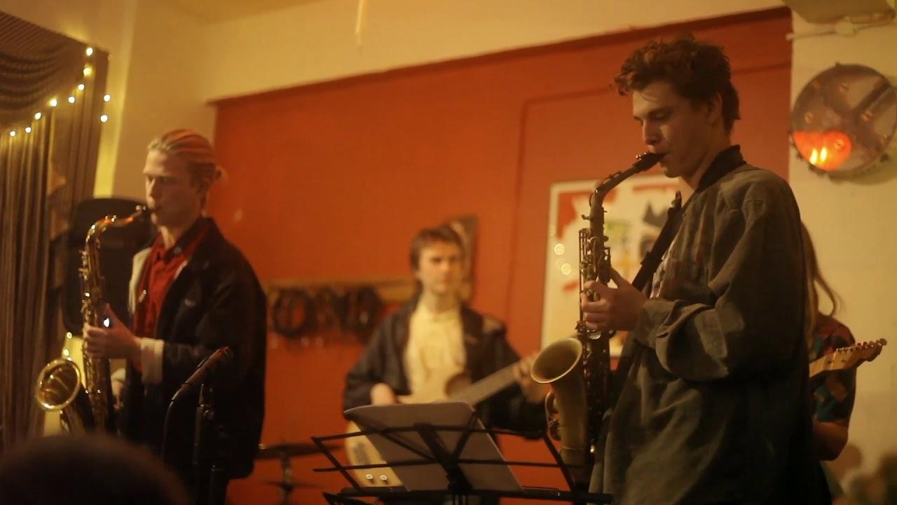 CS Ballroom Band - 'People Of' live at Bohemian Grove