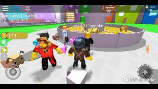 Pet simulator ROBLOX #1