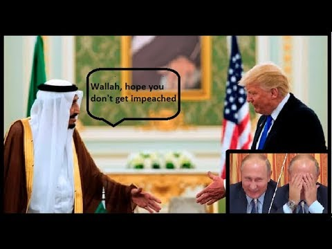 Will Impeaching Trump Make A Difference? - Saudi's Don't Want Trump Impeached!