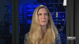 Ann Coulter Isn't Invited To UC Berkeley Venue, So She May Speak Outside