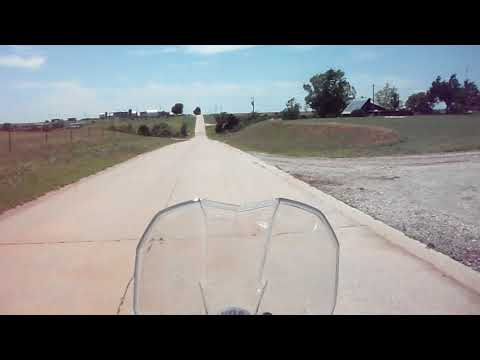 Route 66 Adventure 2017   OK TX NM Part 1