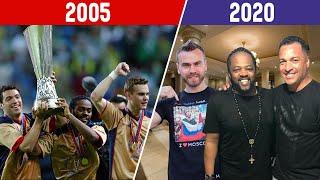 Где они сейчас ЦСКА победитель Кубка УЕФА 2005 ФОЛСТЕН