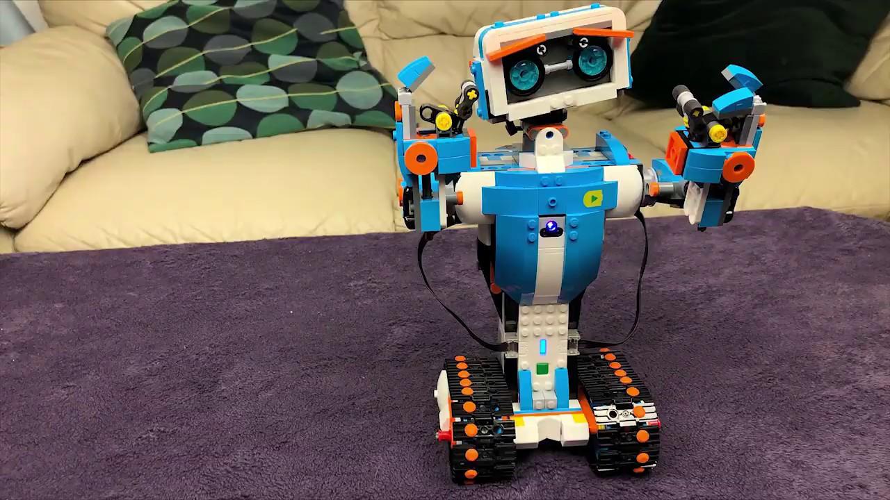 картинки лего робота верни установка фронтальным типом