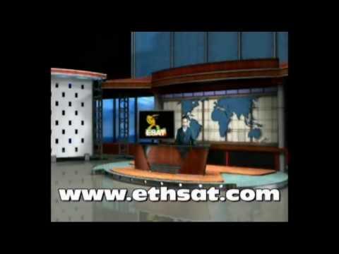ESAT TV - Ethiopian Satellite Television: ECADF Ad