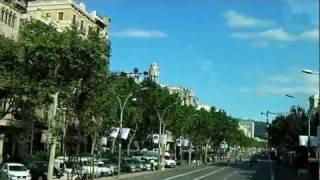 Путевые заметки.Барселона,июль 2011: Саграда Фамилия(Читайте мои Путевые Заметки на моем блоге http://iwalker2000.wordpress.com/ И не забывайте мои видео