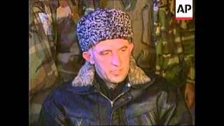 Chechnya - Assassination attempt